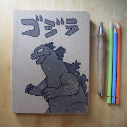 Bitácora de Godzilla