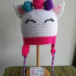 Gorro unicornio
