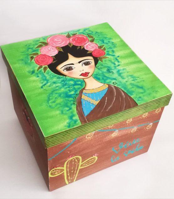 Caja Frida K.