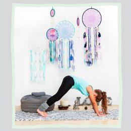 Atrapasueños Colección Yoga