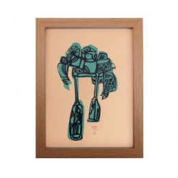 Electrobot-Linoleo